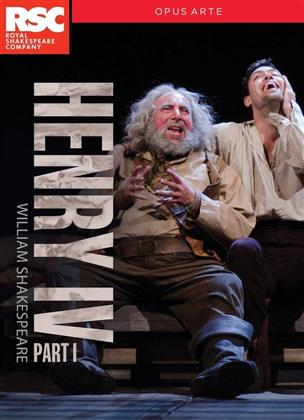 Henry IV - Part 1 (Opus Arte, 2 DVDs) - Royal Shakespeare Company