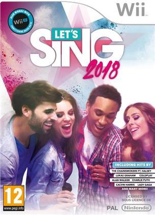 Let's Sing 2018 + 1 Mic