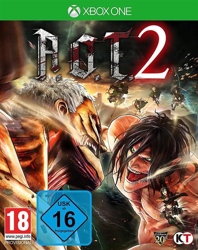 Attack on Titan 2 - (A.O.T. 2)