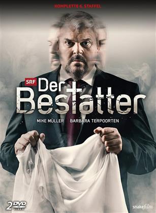 Der Bestatter - Staffel 6 (2 DVDs)