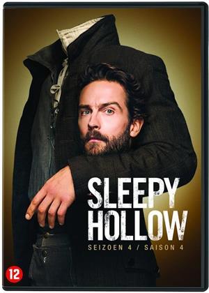 Sleepy Hollow - Saison 4 (4 DVDs)