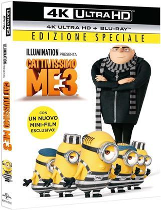 Cattivissimo Me 3 (2017) (Edizione Speciale, 4K Ultra HD + Blu-ray)