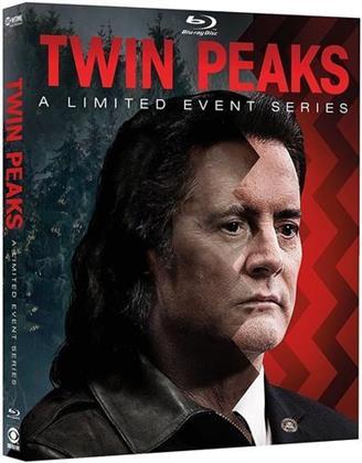 Twin Peaks - Season 3 - A Limited Event Series (8 Blu-rays)