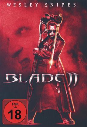 Blade 2 (2002) (Limited Edition, Mediabook, Uncut, Blu-ray + DVD)