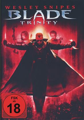 Blade 3 - Trinity (2004) (Extended Edition, Limited Edition, Mediabook, Uncut, Blu-ray + DVD)