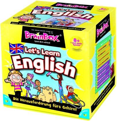 Brain Box - Let`s Learn English