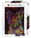 Abyssinian - Puzzle