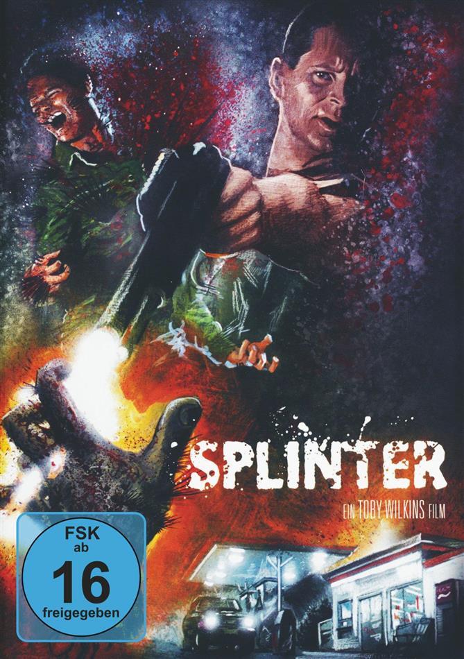Splinter (2008) (Cover Exklusiv, Limited Edition, Mediabook)