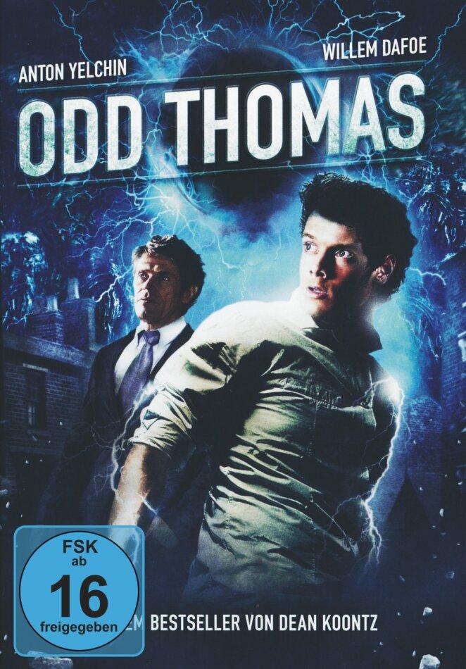 Odd Thomas (2013) (Cover Exklusiv, Limited Edition, Mediabook)