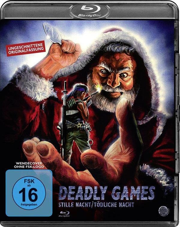 Deadly Games - Stille Nacht / Tödliche Nacht (1989) (Uncut)