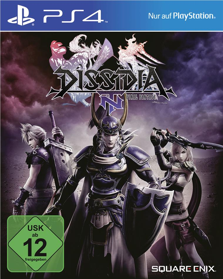 Dissidia Final Fantasy NT (German Edition)