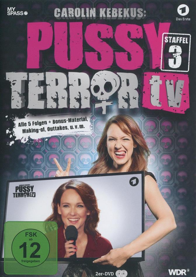Carolin Kebekus - Pussy Terror TV - Staffel 3 (2 DVDs)