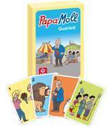 Papa Moll: Der fliegende Hund - Quartett