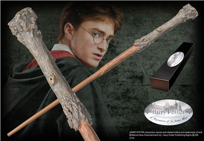 Harry Potter - Harry Potters Zauberstab (Charakter-Edition)