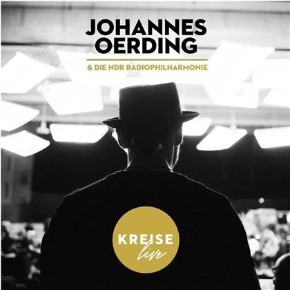 Johannes Oerding & NDR Radiophilharmonie Hannover - Kreise Live