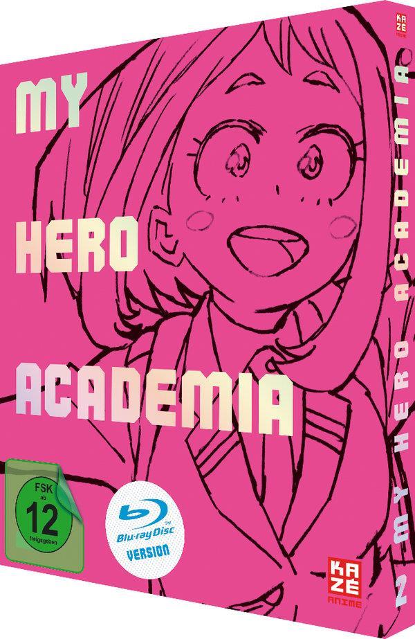 My Hero Academia - Staffel 1 - Vol. 2