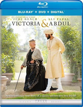 Victoria & Abdul (2017) (Blu-ray + DVD)