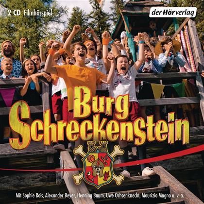 Oliver Hassencamp & Sophie Rois - Burg Schreckenstein II - Schreckenstein Filmhörspiele Vol. 2 (2 CDs)