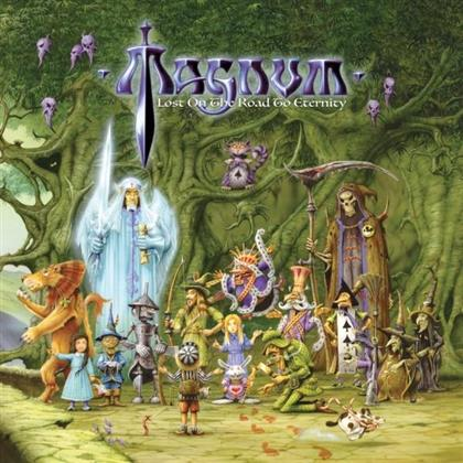 Magnum - Lost On The Road To Eternity (2 CDs)