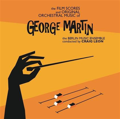 George Martin - Film Scores & Original Orchestral Music (2 LPs)