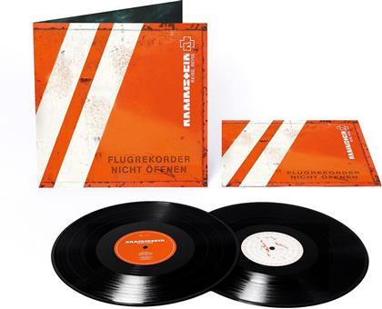 Rammstein - Reise, Reise (Gatefold, Remastered, 2 LPs)