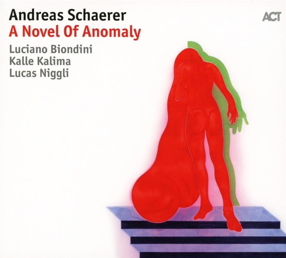Andreas Schaerer - A Novel Of Anomaly
