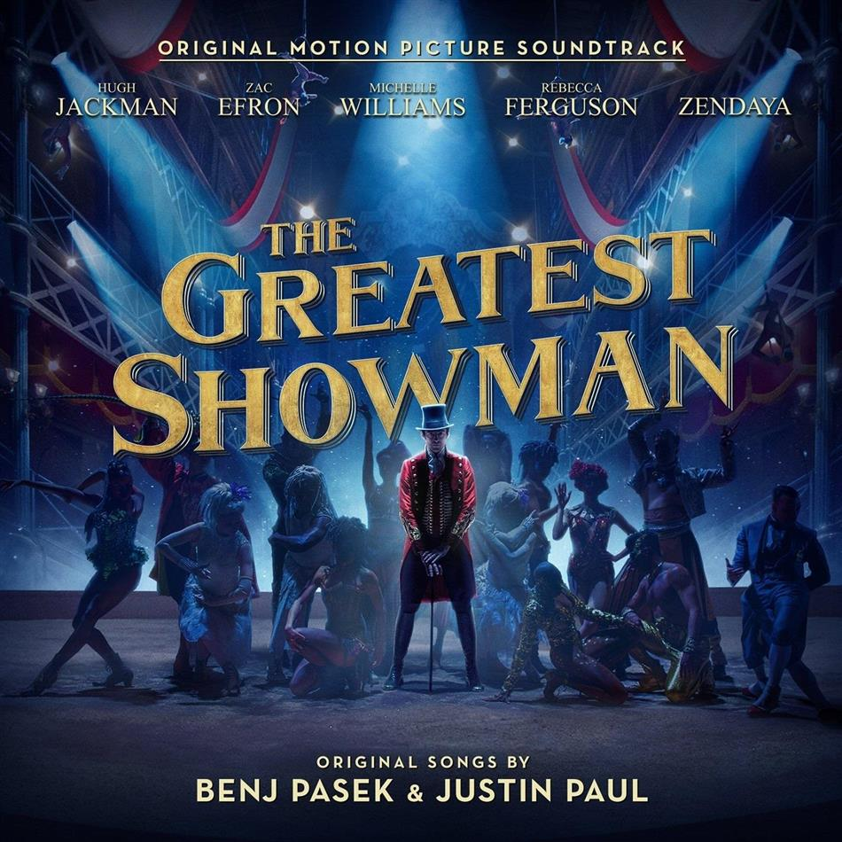 Ben Pasek & Justin Paul - The Greatest Showman - OST