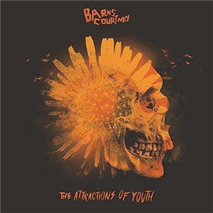 Barns Courtney - Attractions Of Youth (Picture Disc, LP)