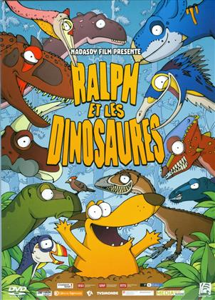 Ralph et les dinosaures (Digibook)
