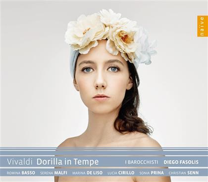 Christian Senn, Annalisa Stroppa, Antonio Vivaldi (1678-1741), Diego Fasolis & I Barocchisti - Dorilla In Tempe (2 CDs)