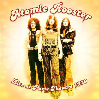 "Atomic Rooster - Live At Paris Theatre (12"" Maxi)"