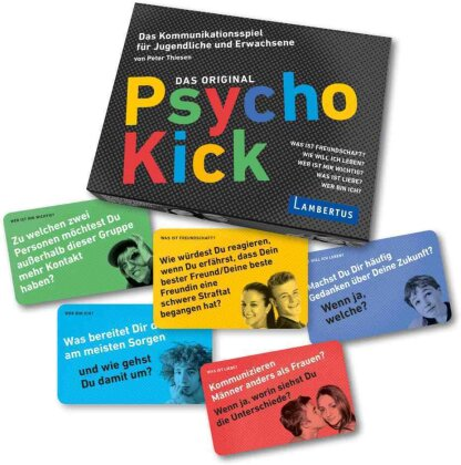 Psycho Kick - Das Orignial