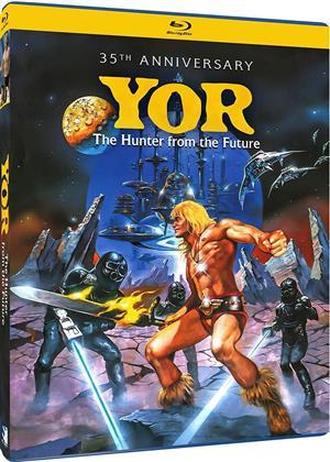 Yor - The Hunter From The Future (1983) (Edizione 35° Anniversario)
