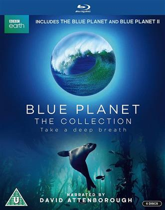 Blue Planet - The Collection (BBC Earth, 6 Blu-rays)