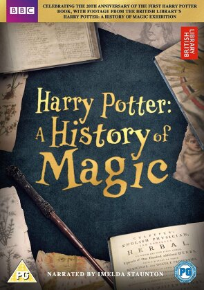 Harry Potter - A History of Magic (2017) (BBC)