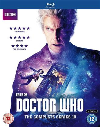 Doctor Who - Series 10 (BBC, 6 Blu-ray)