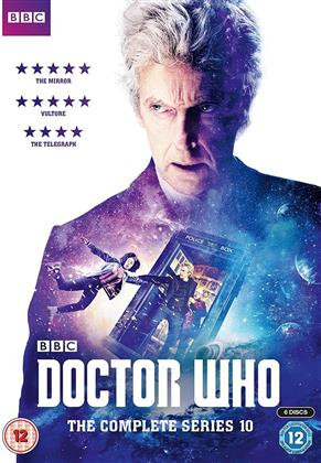 Doctor Who - Series 10 (BBC, 6 DVDs)