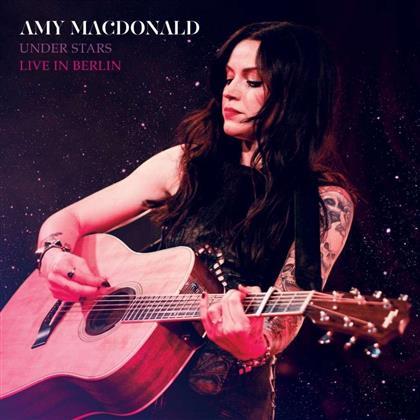Amy MacDonald - Under Stars - Live In Berlin (CD + DVD)
