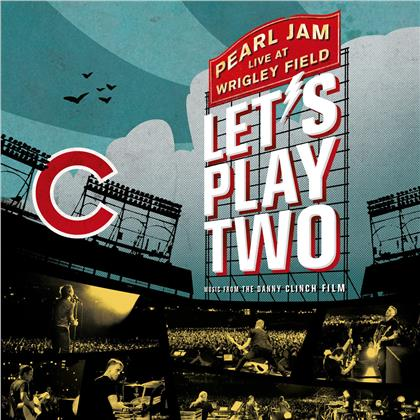 Pearl Jam - Lets Play Two - Live at Wrigley Field (Mediabook)