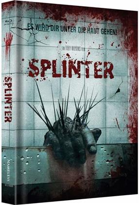 Splinter (2008) (Cover Original, Limited Edition, Mediabook)