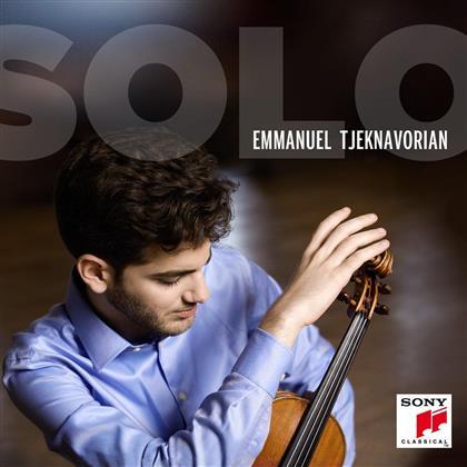 Emmanuel Tjeknavorian - Solo
