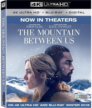 The Mountain Between Us (2017) (4K Ultra HD + Blu-ray)