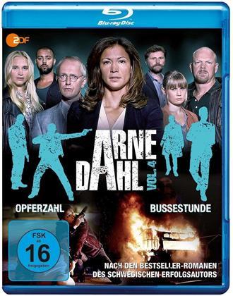 Arne Dahl - Vol. 4 - Opferzahl / Bussestunde