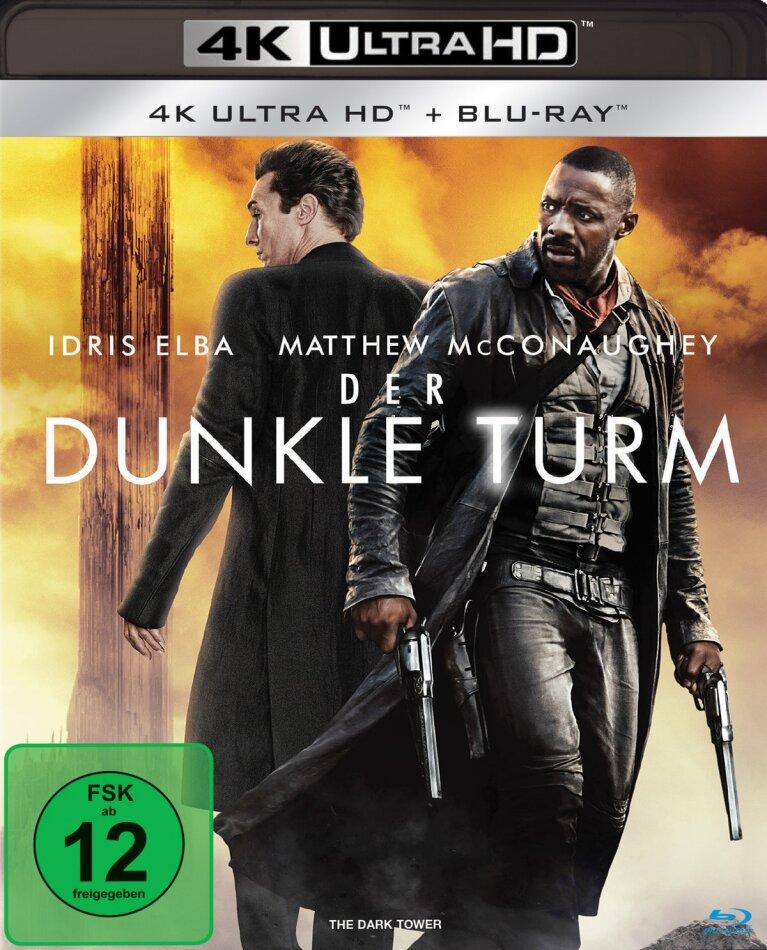 Der dunkle Turm (2017) (4K Ultra HD + Blu-ray)