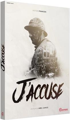 J'accuse (1938) (Collection Gaumont Classiques, s/w)