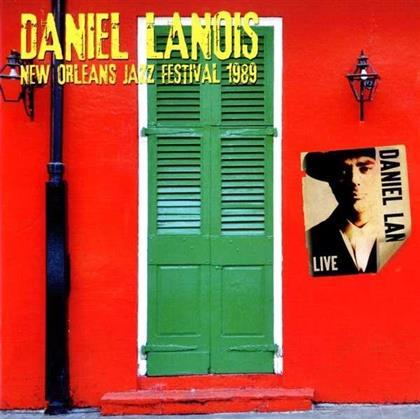 Daniel Lanois - New Orleans Jazz Festival 1989