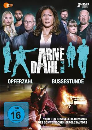 Arne Dahl - Vol. 4 - Opferzahl / Bussestunde (2 DVDs)
