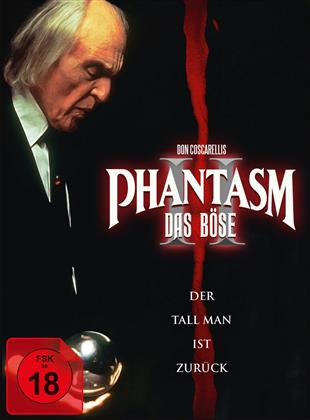 Phantasm 2 - Das Böse 2 (1988) (Cover C, Mediabook, Blu-ray + 2 DVDs)