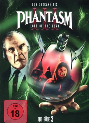 Phantasm 3 - Das Böse 3 - Lord of the Dead (1994) (Cover B, Mediabook, Blu-ray + 2 DVD)