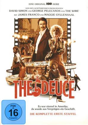 The Deuce - Staffel 1 (3 DVDs)